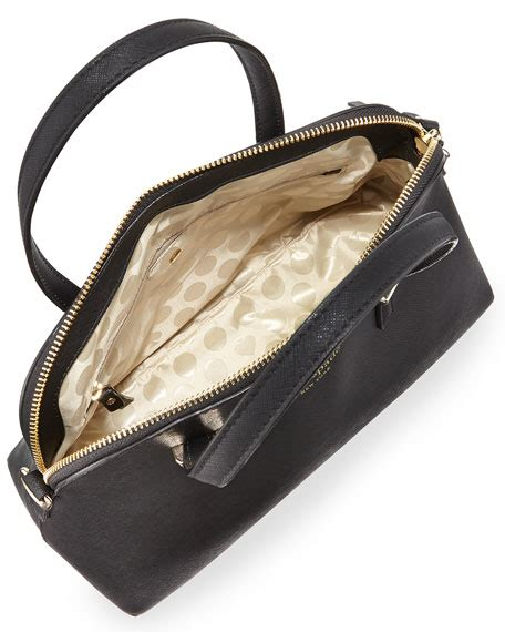 kate spade new york cedar street maise bag handbags wka67931 the realreal kate spade new york cedar street maise satchel bag black