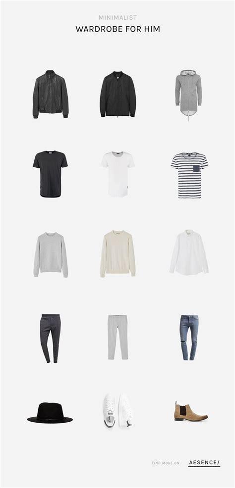Minimalist Wardrobe Mens by 17 Best Ideas About S Wardrobe On Mens
