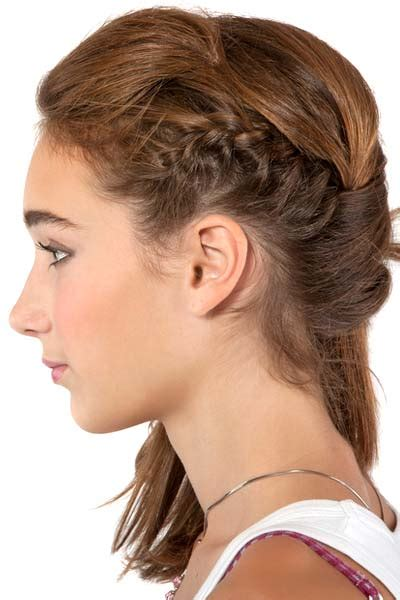 hairstyles half braids half braided hairstyles beautiful hairstyles