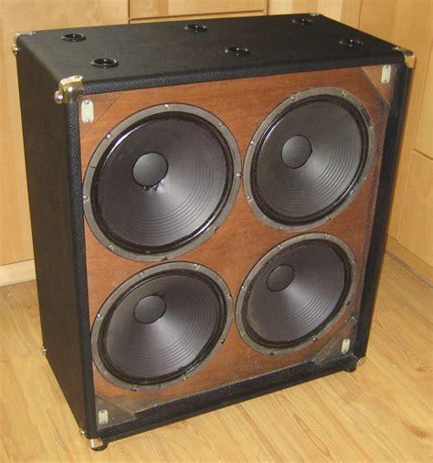 Eg V4 Cabinet by 100 Eg V4 Cabinet Wattage Guitar Speaker