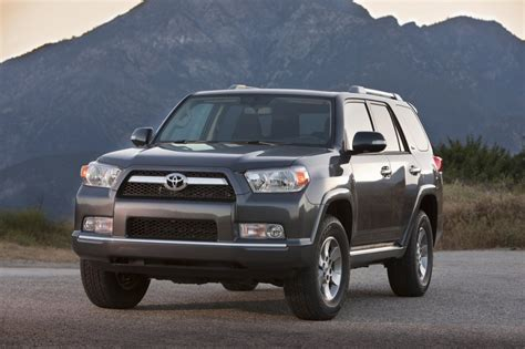 2013 Toyota 4 Runner 2013 Toyota 4runner Pictures Photos Gallery Motorauthority