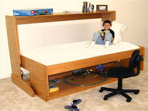 murphy bed desk diy simple desk plans and