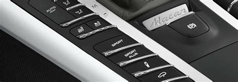what does the sport button do on a porsche