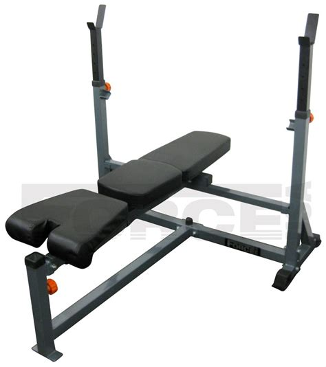 olympic bench press equipment force usa adjustable olympic bench press jme