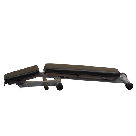 foldable bench powerline pfid125x folding bench review