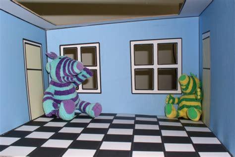 ames room illusion ames room