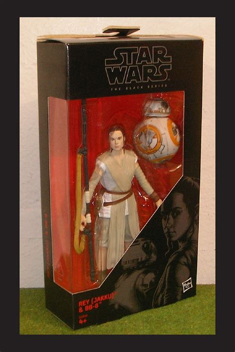 Wars Black Series With Bb 8 6 Inch Ori Mib wars awakens black series 6 inch jakku bb 8