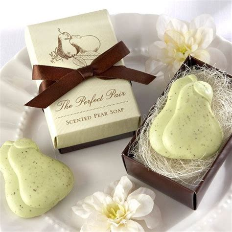 Wedding Favors Soap by The Quot Pair Quot Pear Soap Favor