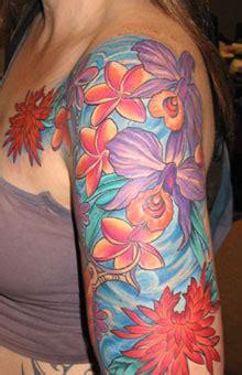tatuaggi fiori sul braccio tatuaggi con fiori tanti disegni floreali per il tuo corpo