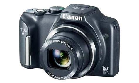 Kamera Canon Powershot Sx170 Is harga canon powershot sx170 is rp 1 8 jutaan meluncur september mendatang katalog handphone