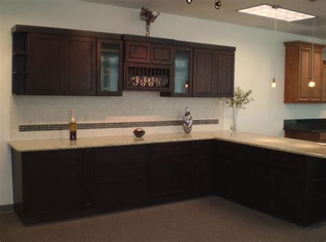 Kitchen Chocolate by Kitchen Cabinets Chocolate Craftsmen Network