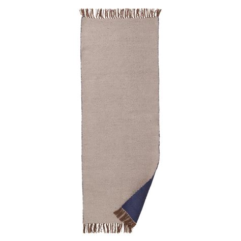Teppich 180 X 200 by Nomad Rug 70 X 180 Cm By Ferm Living