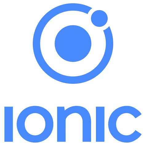 ionic icons tutorial ionic logo portrait ionic academy
