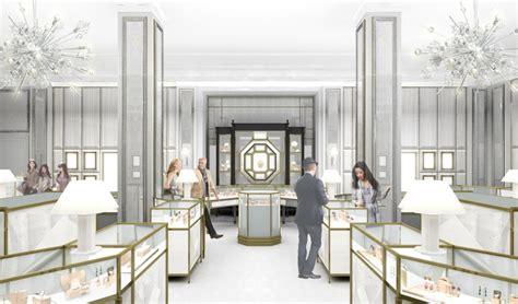 Bergdorf Goodman Interior by Bergdorf Goodman S Redesigned Jewelry Salon Opens Soon