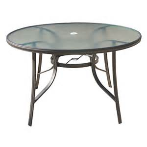 Big Lots Dining Table by Wilson Fisher 174 48 Quot Glass Top Dining Table Big Lots