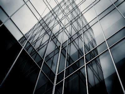 black  white glass architecture wallpaper  myth
