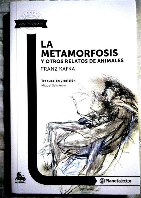Metamorfosis Franz Kafka la metamorfosis franz kafka editorial planeta bs 3