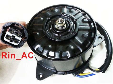 Kr Motor Fan Ac Untuk Ford jual motor fan radiator untuk mobil suzuki aerio
