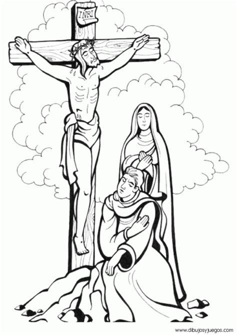 imagenes de jesus crucificado para colorear viernes santo im 225 genes para whatsapp de la pasi 243 n de