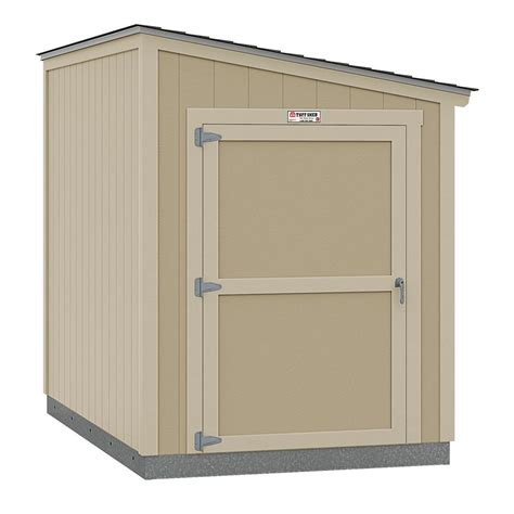 tuff shed installed tahoe lean   ft   ft   ft