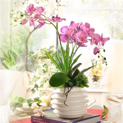 Decoration Florale Maison by D 233 Coration Florale Id 233 Ale L Orchid 233 E Chez Vous
