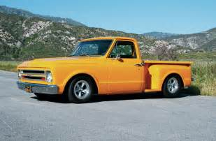 1967 chevy stepside side profile photo 4
