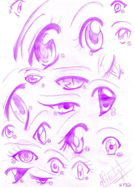 imagenes ojos anime mi cute blog ojos de anime