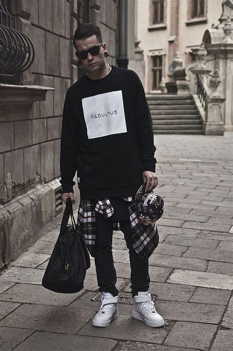 urbanity style fabulous streetwear style attitude black white