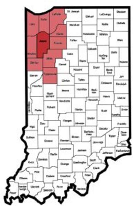 Mba Indiana Northwest by Jasper County Nw Indiana Profile