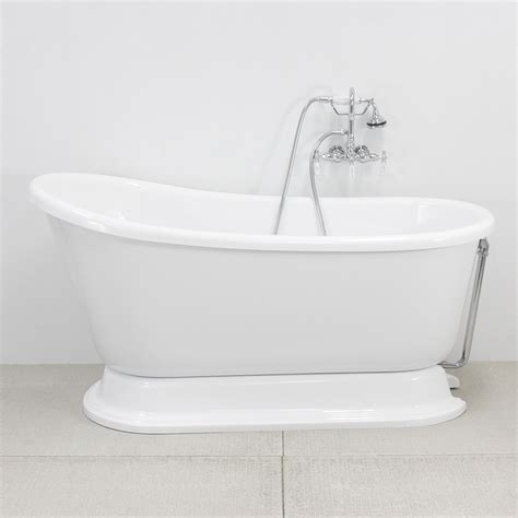 Pedestal Tub With Jets Vintage Whirlpool Air Jetted Free Standing Pedestal Bath