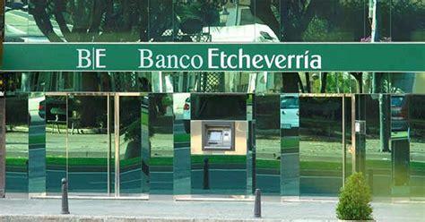 banco etchevarria banco etcheverr 237 a gan 243 subasta de ncg