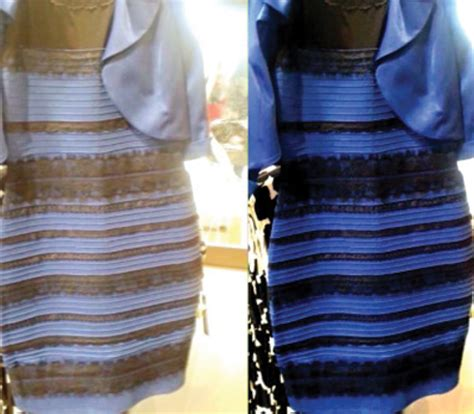 Blue And Black Or White And Gold Dress Test by White And Gold Blue And Black Dress Or White And Gold Cnn