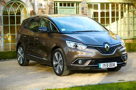 renault 7 seater suv renault grand scenic 7 seater motoring matters