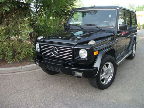 2002 Mercedes G Class by Sell Used 2002 Mercedes G Class G 500 In Stratton