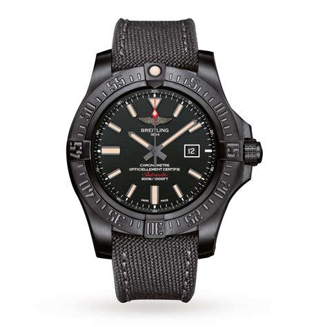 breitling avenger blackbird mens luxury watches