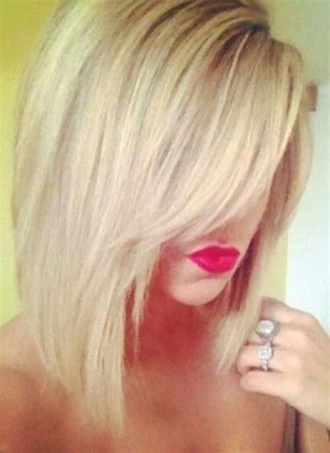 long short blonde hairstyle ideas for 2015 20 best short blonde bob bob hairstyles 2015 short