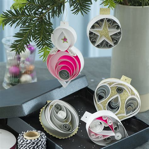 Fabriquer Boule De Noel by Des Boules De No 235 L En Papier Roul 233