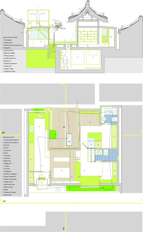 Hanok Floor Plan | hanok zeroundicipi 249 it zeroundicipi 249 it