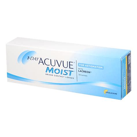 colored contacts for astigmatism acuvue 1 day acuvue moist 30 for astigmatism contact lenses