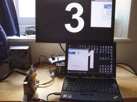 Vga Card External Untuk Laptop Toshiba membuat vga external untuk netbook laptop perangkat dasar wan wifi