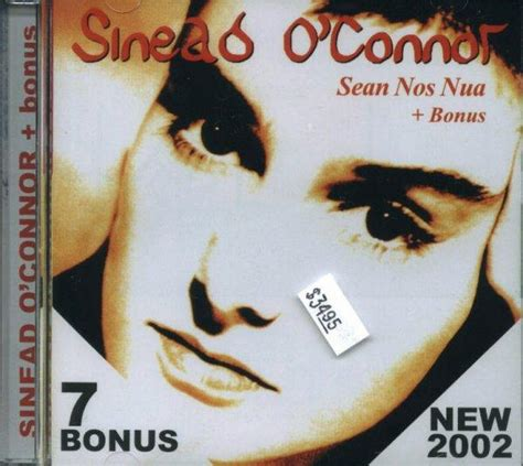 Cd Sinead Oconnor Nos Nua Import jeronimo s 233 ad o connor bootleg albums page