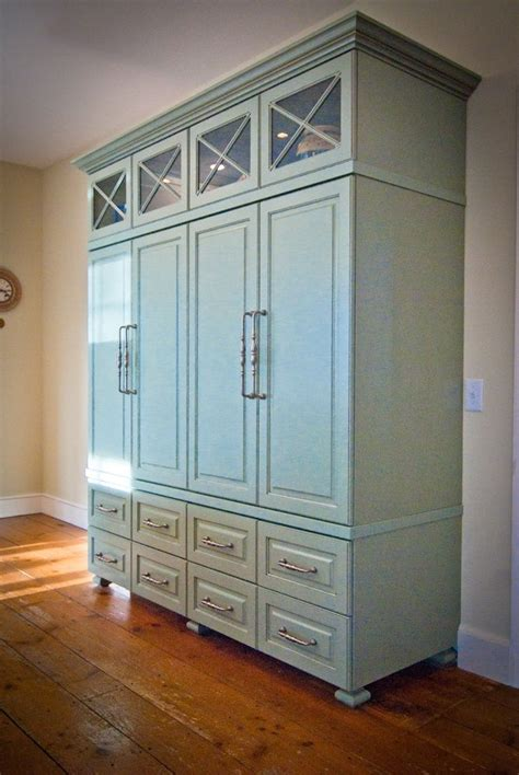 stand alone kitchen cabinets love this for a stand alone pantry for the home