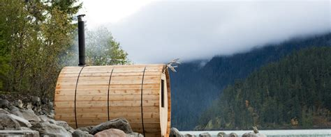 Firerock Outdoor Fireplace - building a diy outdoor sauna in the backcountry gibbons whistler