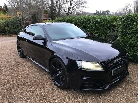 Audi 4 2 Fsi by Used 2011 Audi Rs5 4 2 Fsi 450ps Quattro Coupe 3d 4163cc
