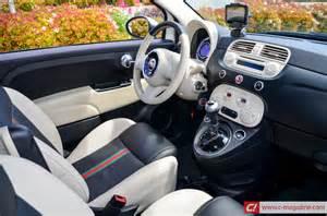Fiat 500 Gucci Review 2012 Fiat 500 Abarth 500c Gucci Edition C Magazine