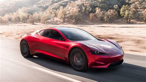 Tesla Car Wallpaper Hd by New Tesla Roadster Wallpaper Wallpaperspit