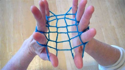 Step By Step String - hammock string figure step by step