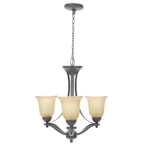 commercial electric 5 light chandelier commercial electric 3 light rustic iron chandelier with