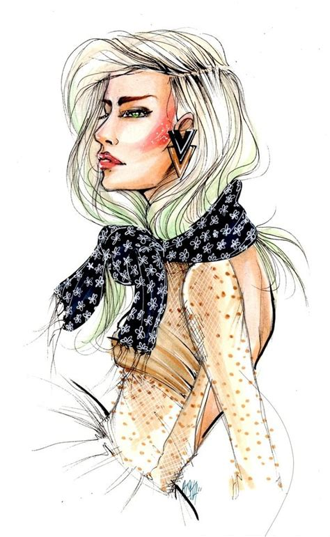 fashion illustration markers 59 best images about copic markers illustrations on