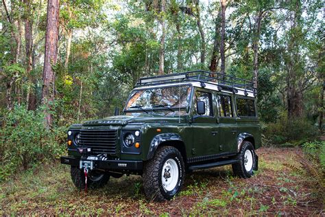 range rover defender for sale usa land rover defender made in the usa project spotlight